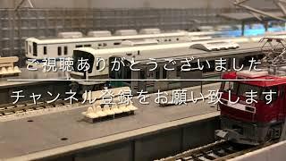 【Nゲージ】東武鉄道8000系、EH500牽引タキ貨物編成、701系、221系