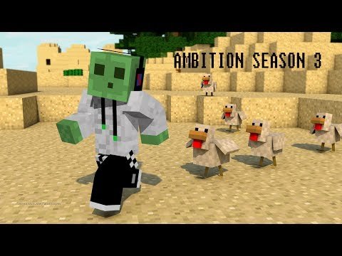 Ambition UHC :: S3 Episode 3 - Farmer Bob, Bob The Builder