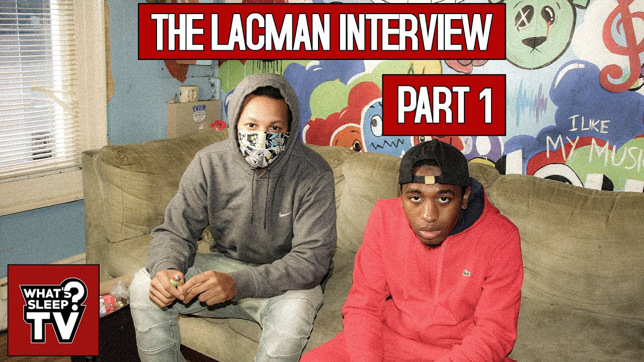 Lacman On Managing Luh Stain, Running A Record Label, Studio, & His Thoughts When Stain Went To Jail