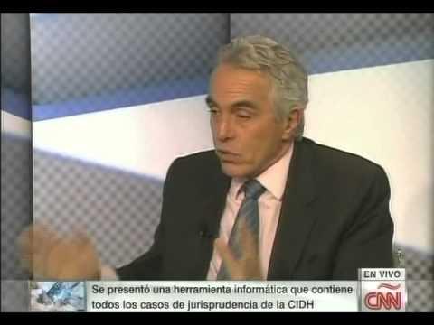 Diego García Sayán en CNN