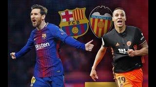 Barcelona vs Valencia en vivo | la liga santander 2 febrero 2019