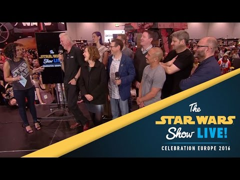 Neal Scanlan Interview | Star Wars Celebration Europe 2016