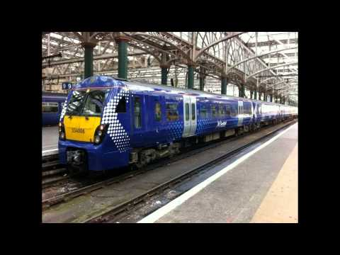 Electric Multiple Unit trains in the UK