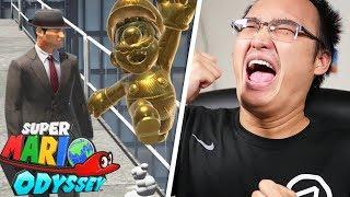 NEW DONK CITYYYYYY !!! | Super Mario Odyssey #47