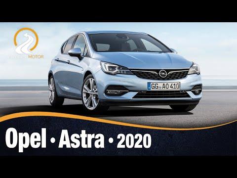 Opel Astra 2020 | Primeras Imágenes e Información y Review