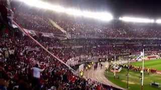 FINAL COPA LIBERTADORES DE AMÉRICA 2015- Dale alegría a mi corazón River vs Tigres