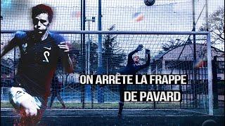 J'ARRÊTE LE BUT DE PAVARD ! #DéfiLeTiF5