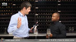 How To Store Wine  #6 Of 6 - Service Tips