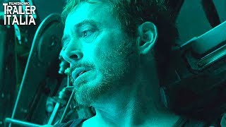 AVENGERS 4 ENDGAME | Trailer Italiano del Film Marvel 2019