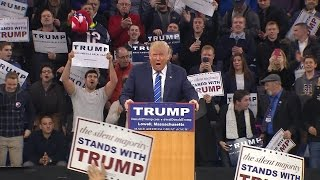 Donald Trump Rally Draws 7,000 People While 600 Show for Hillary Clinton
