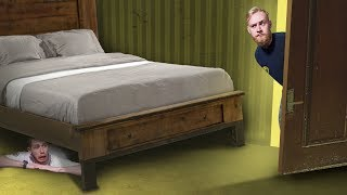 Hide and Seek in an Abandoned Hotel! | Gmod [Ep 23]
