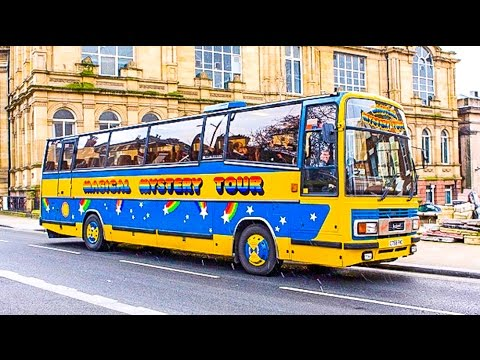The Magical Mystery Tour (Beatles Liverpool Tour)
