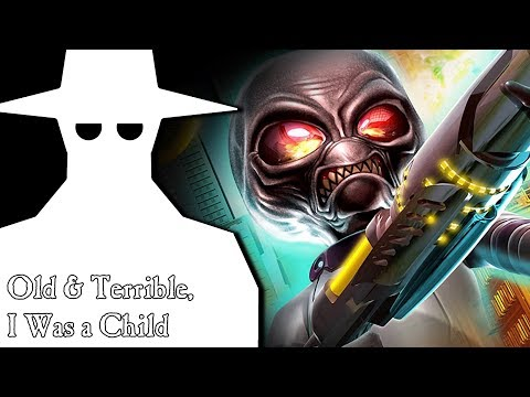 Lets Play Destroy All Humans! Part 15 (Final) - Our Benevolent Masters Welcome Us
