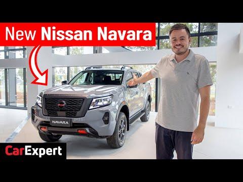 2021 Nissan Navara/Frontier: Detailed walkaround review of the NEW Navara/Frontier