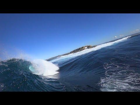 Frozen by fear on a DEEP OCEAN SLAB