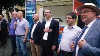 """Für Gerechtigkeit - Impressionen von AfD Demo in Sebnitz. """"Wir holen unser Land zurück."""" 1"""