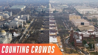 The delicate science of counting crowds