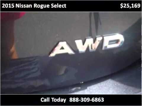Bob Allen Danville Ky >> 2015 Nissan Rogue Select New Cars Danville KY - YouTube