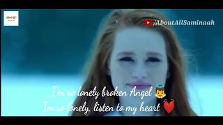 I'm so lonely broken Angel👼  | English Version | About All