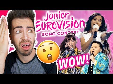 ¡No son niñxs!😨Comentando EUROVISION JUNIOR 2019 | MALBERT