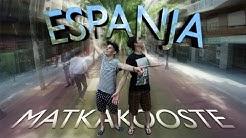 Matkakooste: Espanja