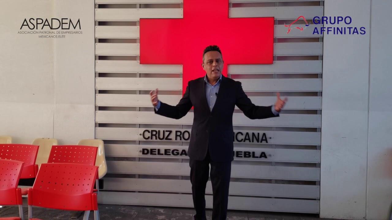 Seguro Prevenir de Cruz Roja, asi donas y te cuidas