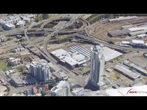 Brisbane 3D Map 2018