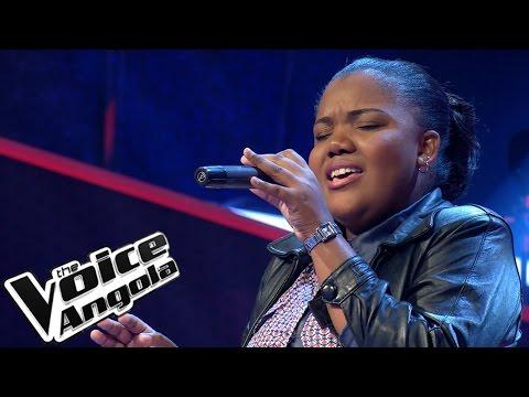 """Isimira Sampaio - """"Anel de Rubi"""" / The Voice Angola 2015: Audição Cega"""