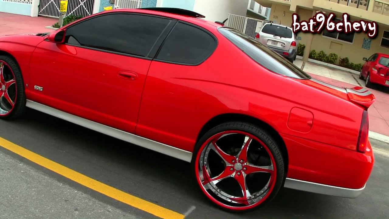 07 Monte Carlo SS on 24` Forgiato Opposti Staggered Wheels - 1080p HD