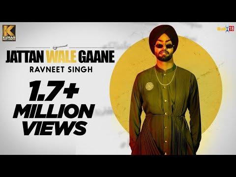 Ravneet Singh - Jattan Wale Gaane || Hiten || Latest Punjabi Songs 2017