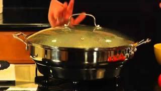 Cuisinart Green Gourmet Electric Skillet Fourteen Inch