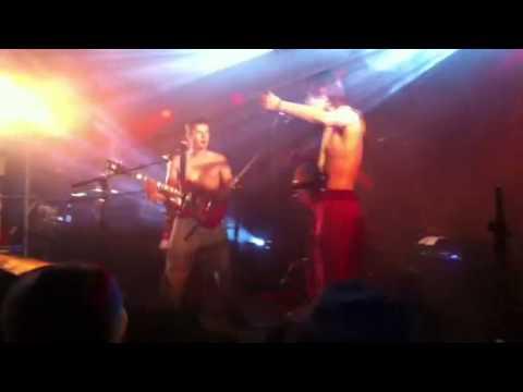 Pikey Beatz at Solfest 2011