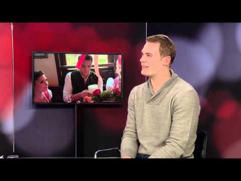 Neuer im Audi Star Talk - TEIL1