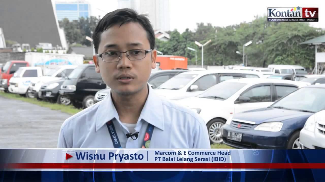 Download Liputan KontanTV - Tips membeli mobil bekas dari lelang - Ibid Balai Lelang Serasi