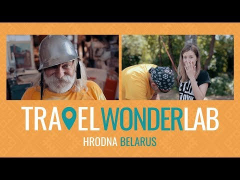 TRAVEL WONDER LAB Hrodna/Belarus (Grodno, Gardinas, Гродно)