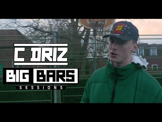 C Driz : BIG BARS Session | Fraktured Planet