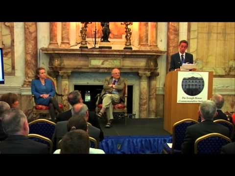 The Kennedy Lecture - Iveagh House, Dublin
