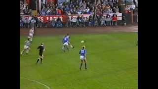 St Mirren v Rangers 29/10/88