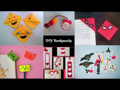 Quick and Easy Bookmark DIY | Paper Crafting | How to Make Bookmark