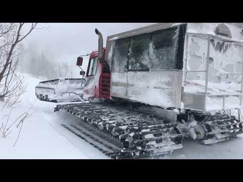 Priiskovy Bolnichka+ Snowcat
