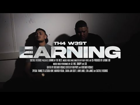 Download TH4 W3ST - EARNING (Official Music Video)