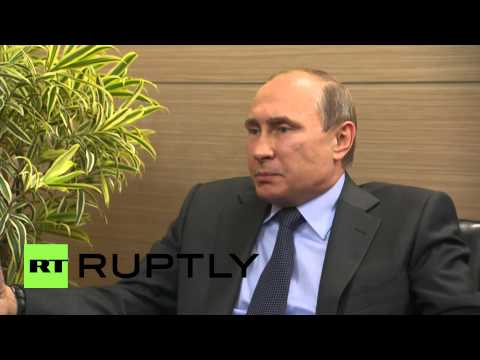 "Russia: Putin wishes Europe had ""real independence and sovereignty"" from US foreign policy"