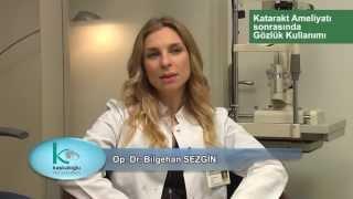 Katarakt Ameliyatı Sonrası Kaşkaloğlu Göz Hastanesi