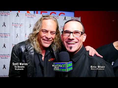 Dio Disciples Scott Warren & Eric Blair talk Dio hologram tour  2017