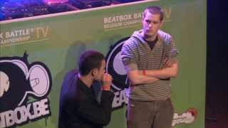 Uruz vs Primitiv - Belgium Beatbox Battle 2010 - Semi Final - BBB³TV