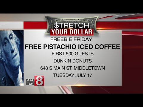 Freebie Friday: National Ice Cream Day and more food deals