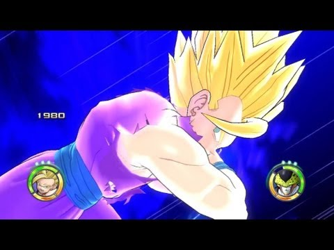 All Dragonball Raging Blast 2 Super, Ultimate & Team Attacks | Chaospunishment