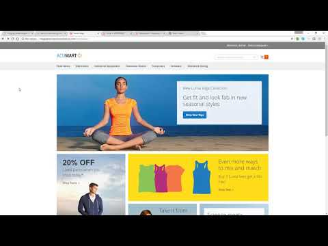 Acumatica Credit Card Processing and eCommerce Integration