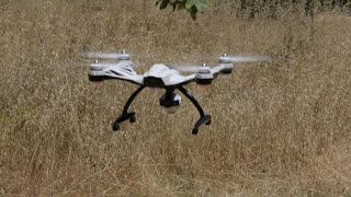 Concerns over how drones could threaten national security