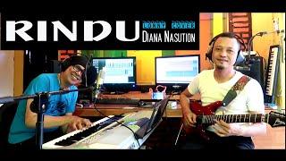 Download Mp3 Lagu Nostalgia - Rindu - Diana Nasution   Lonny-cover